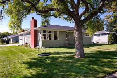 Single Family Home For Sale: 2702 Custer Avenue