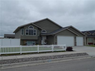 Yellowstone County Single Family Home Contingency: 1554 Tania Circle