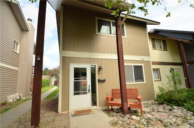Billings MT Condo/Townhouse For Sale: $134,900