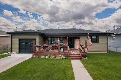 Single Family Home Contingency: 2044 Yellowstone Avenue