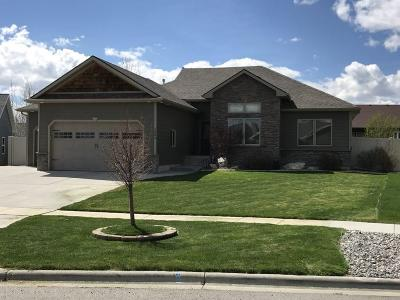 Billings MT Single Family Home For Sale: $414,000
