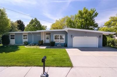 Billings Single Family Home For Sale: 3014 Colton Boulevard