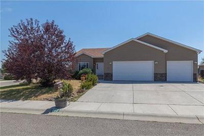 Billings Single Family Home For Sale: 912 Solita Drive