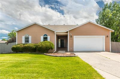 Billings Single Family Home For Sale: 2944 Monad