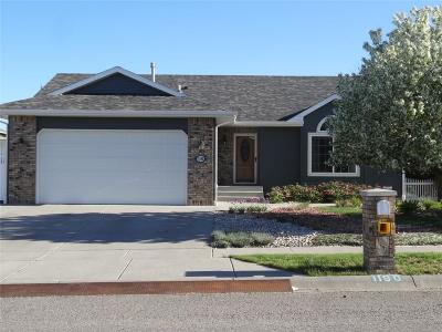 Billings MT Single Family Home Contingency: $262,400