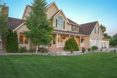 Single Family Home For Sale: 885 Bluegrass Dr. E