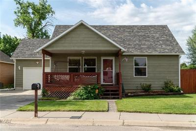 Single Family Home Contingency: 4186 Bruce Avenue