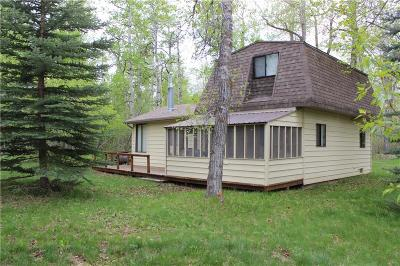 Red Lodge Single Family Home For Sale: 7208 Us Hwy 212