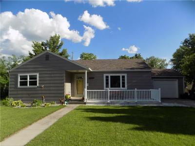 Single Family Home Contingency: 2116 Custer Avenue