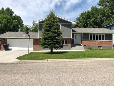 Single Family Home Contingency: 1416 Beartooth Drive
