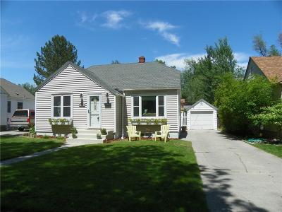 Single Family Home Contingency: 529 Alderson Ave