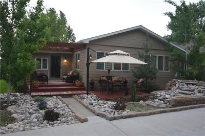 Billings Single Family Home For Sale: 3107 66 Th Street W