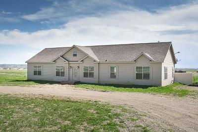 Single Family Home For Sale: 7365 Horsemans Way