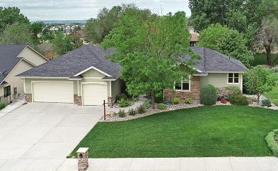 Billings Single Family Home For Sale: 3008 Alpine Drive