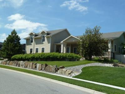 Billings Single Family Home Contingency: 6227 Western Bluffs Blvd