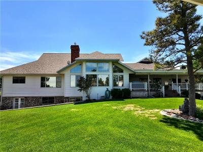 Billings Single Family Home For Sale: 4801 Us Highway 3