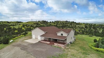 Billings Single Family Home For Sale: 6333 Bristlecone Place