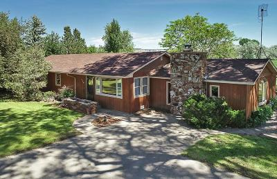 Billings Single Family Home For Sale: 715 56th Street W