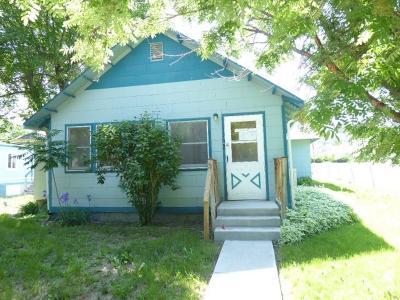 Single Family Home For Sale: 302 S 4th Street