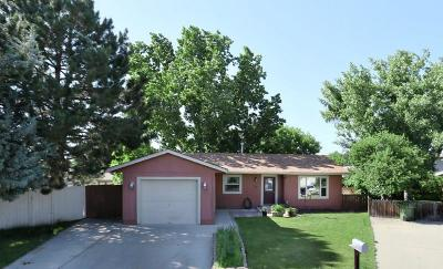 Single Family Home Contingency: 562 Chokecherry Place