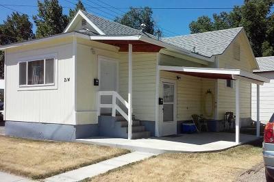 Multi Family Home Contingency: 802 Howard