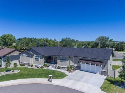 Billings Single Family Home For Sale: 4117 Ashford Place