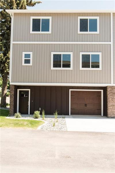 Billings Condo/Townhouse For Sale: 3106 Boulder Ave #1
