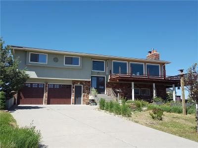 Billings Single Family Home For Sale: 4621 Arapaho Lookout