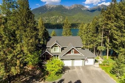Single Family Home For Sale: 261 Lake Blaine Dr, Kalispell