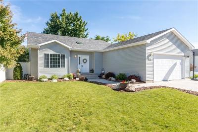 Billings Single Family Home For Sale: 3787 Banff Avenue