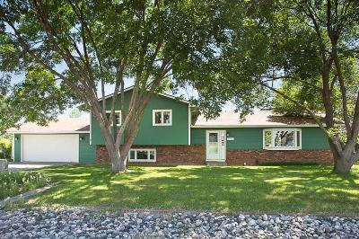 Shepherd Single Family Home For Sale: 7103 Bronco Road