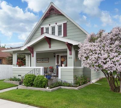 Red Lodge Single Family Home For Sale: 301 S Broadway Avenue
