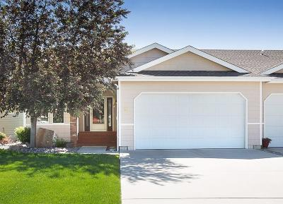 Billings Condo/Townhouse For Sale: 12 W Antelope Trail