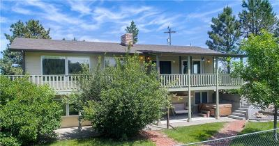 Billings Single Family Home For Sale: 802 Eagle Ridge Drive