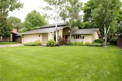 Billings Single Family Home For Sale: 3137 Parkhill Drive