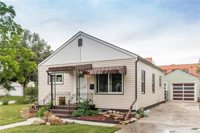 Billings Single Family Home For Sale: 911 Custer Ave
