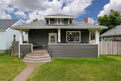 Yellowstone County Single Family Home Contingency: 238 Custer Avenue