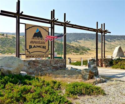 Nye Residential Lots & Land For Sale: Lot 52 Big Horn Trail