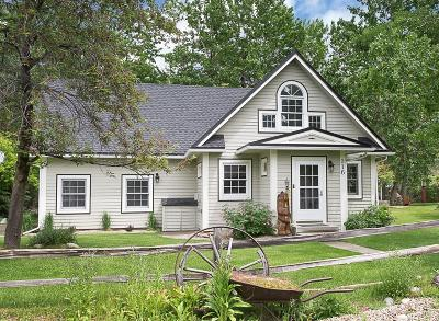 Red Lodge MT Single Family Home For Sale: $585,000