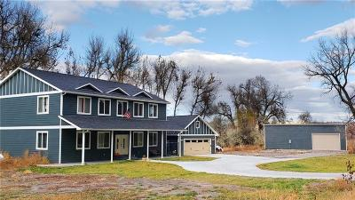 Single Family Home For Sale: 3685 Old Blue Creek Road
