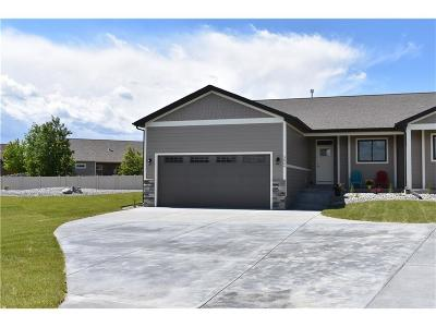 Billings Condo/Townhouse For Sale: 3024 Golden Acres