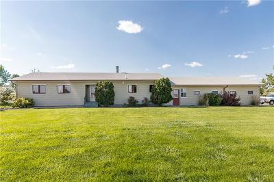 Billings Single Family Home For Sale: 3610 Barry Drive