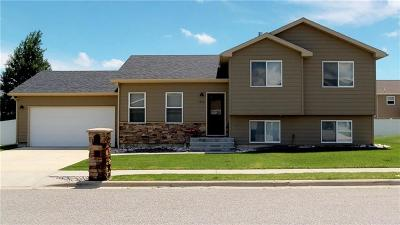 Billings Single Family Home For Sale: 5412 Summer Stone