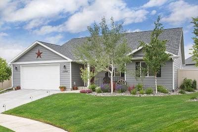 Billings Single Family Home For Sale: 3394 Lucky Penny Circle