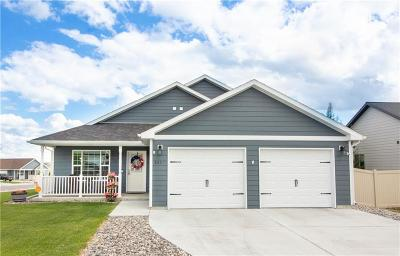Billings Single Family Home For Sale: 3437 Lucky Penny Lane