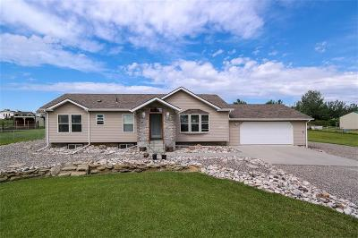 Single Family Home For Sale: 3910 Barry Drive