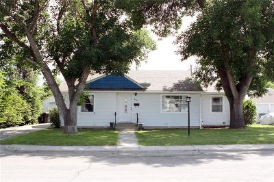 Single Family Home Contingency: 4636 Mitchell Ave