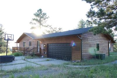 Billings Single Family Home For Sale: 5025 Indian Ridge Road