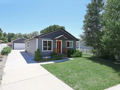 Single Family Home Contingency: 4510 Lux Avenue