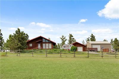 Single Family Home For Sale: 11335 Peaceful Plateau Trail